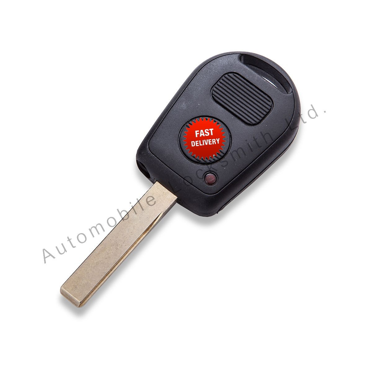 for BMW 2 button remote key fob with HU92 blank blade