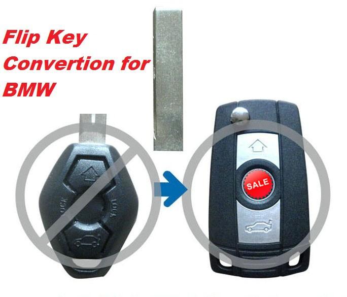 Convertion Flip Key Case for BMW remotes HU92