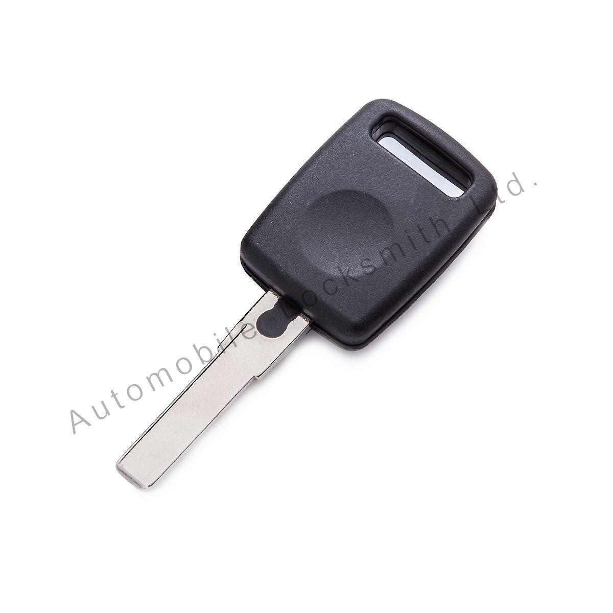 For Audi transponder key blank