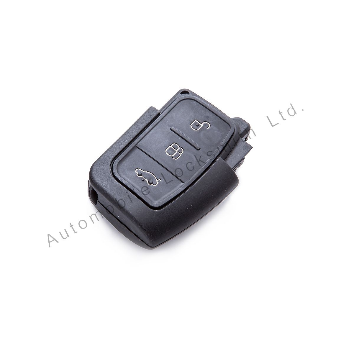 For Ford 3 button remote flip key case shell