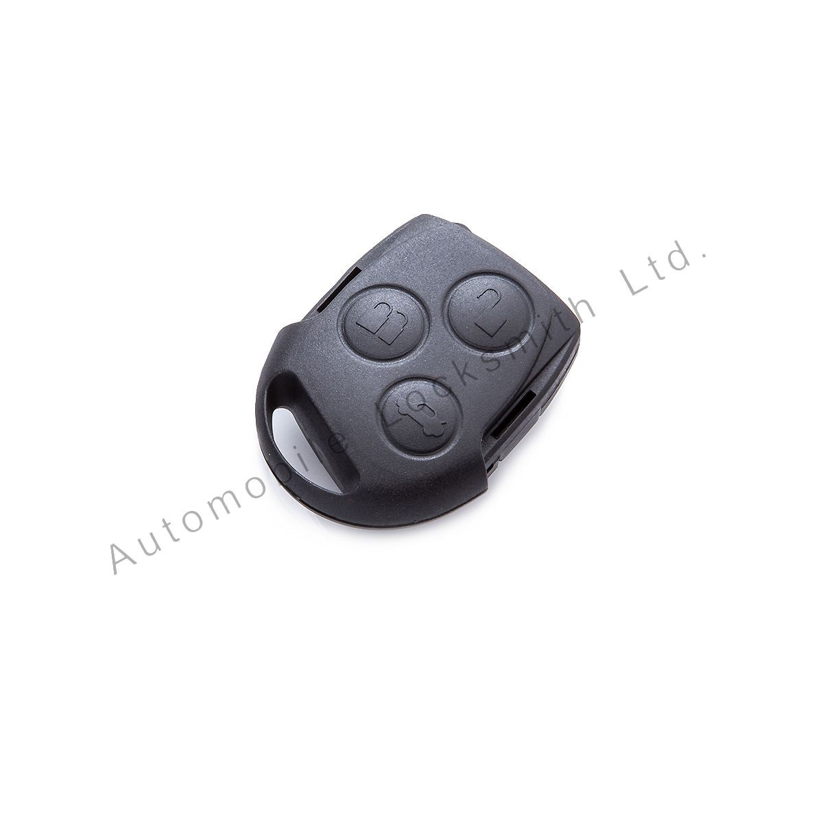 For Ford 3 button remote key case shell
