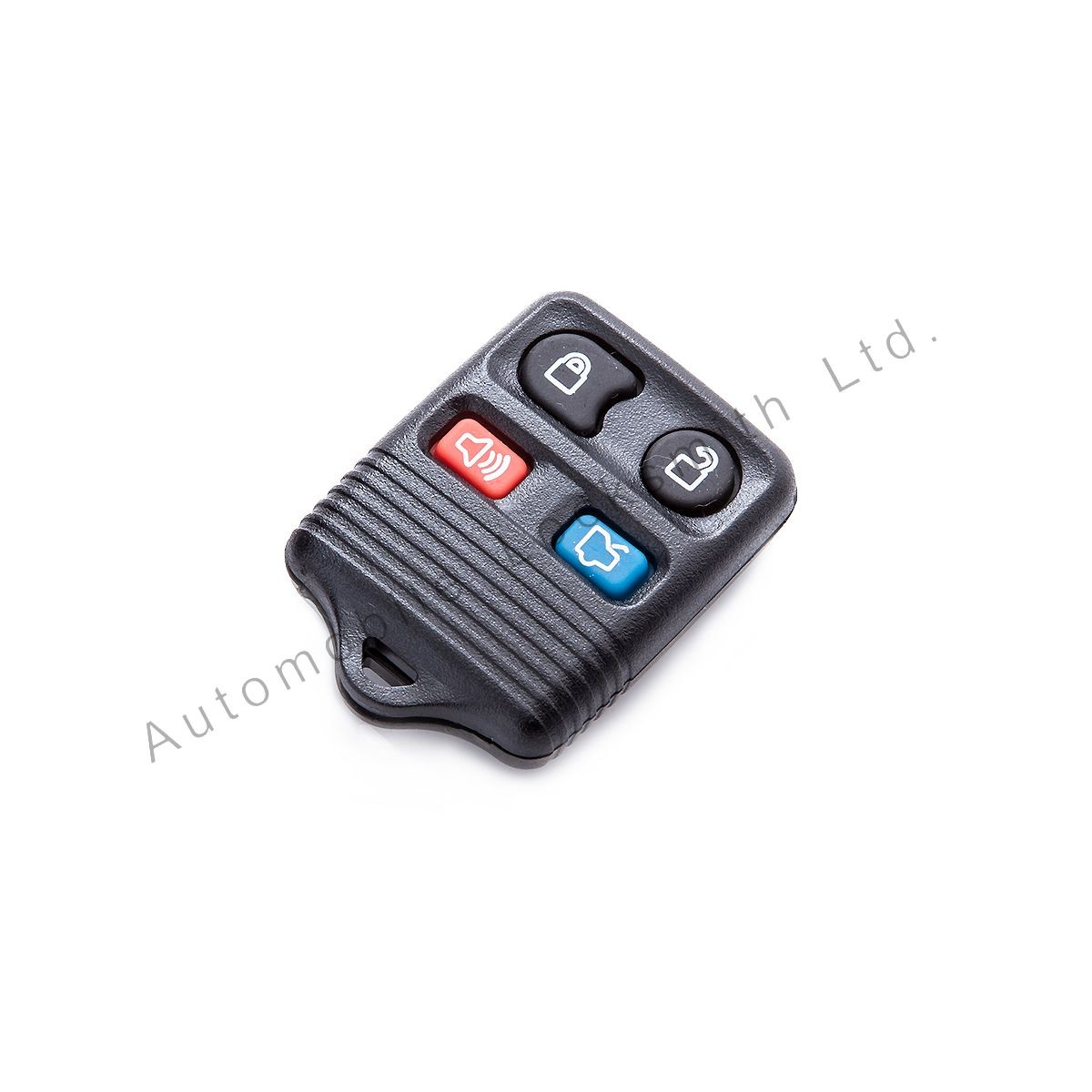 For Ford 4 button remote alarm key case