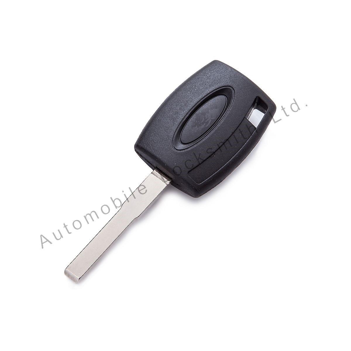 For Ford transponder key blank flat blade