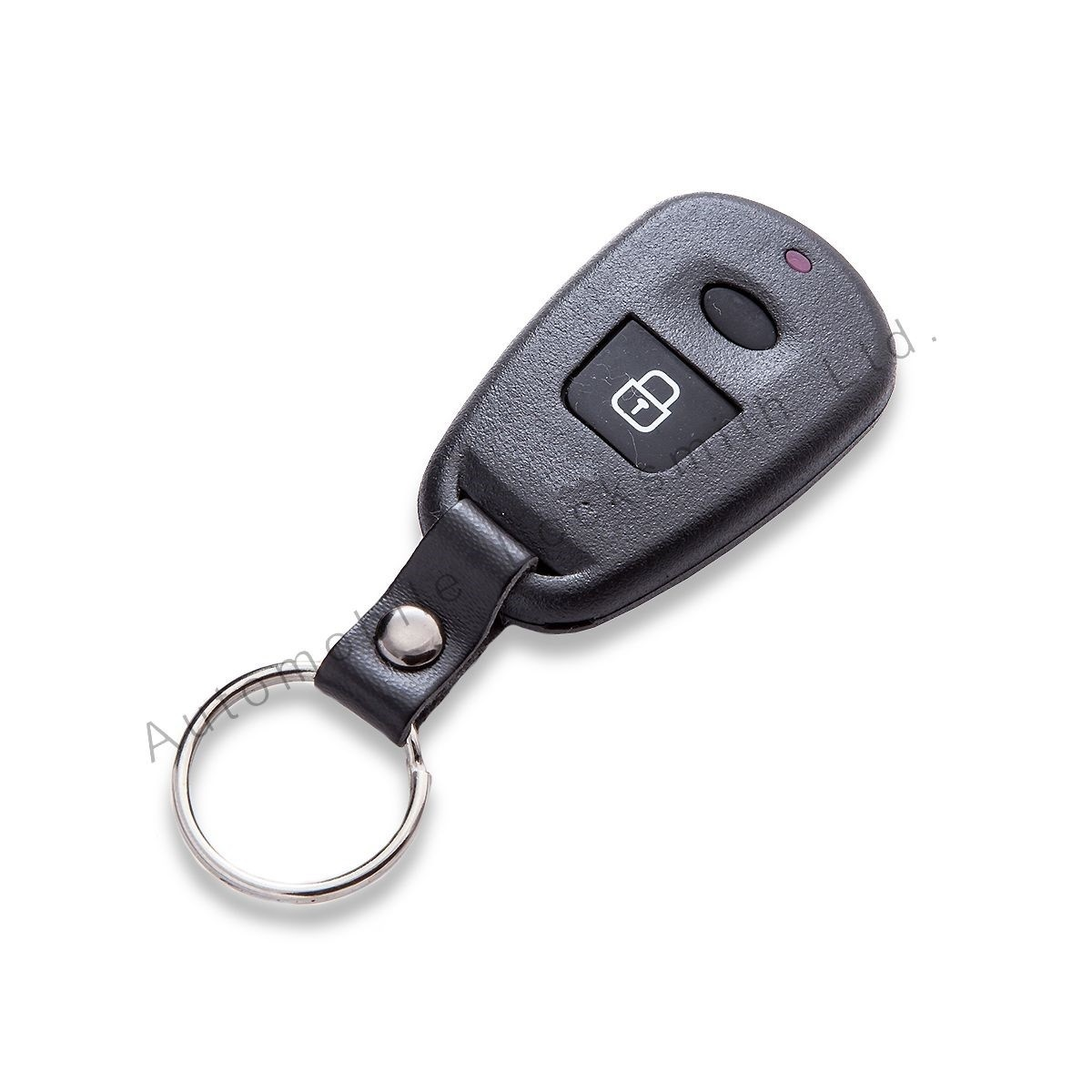 Key case shell for Hyundai 2 button remote key without battery holder