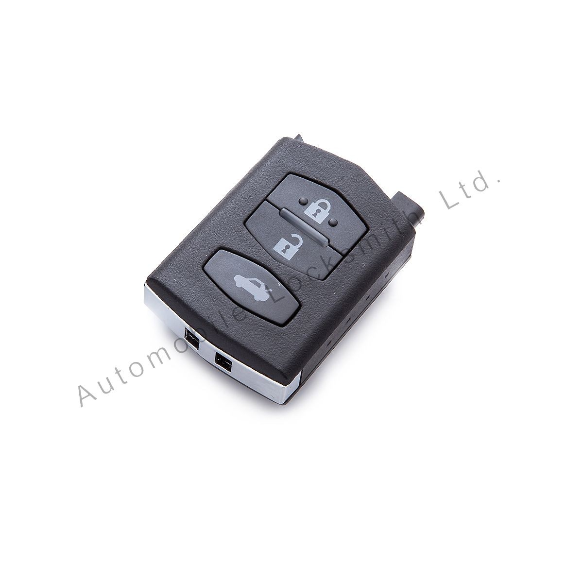 for Mazda 3 button remote smart key case shell