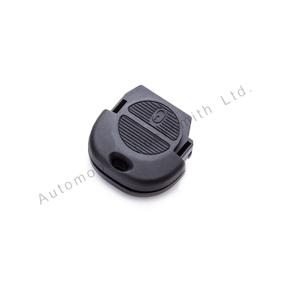 For Nissan Nats Almera Micra X-trail 2 button remote key case shell