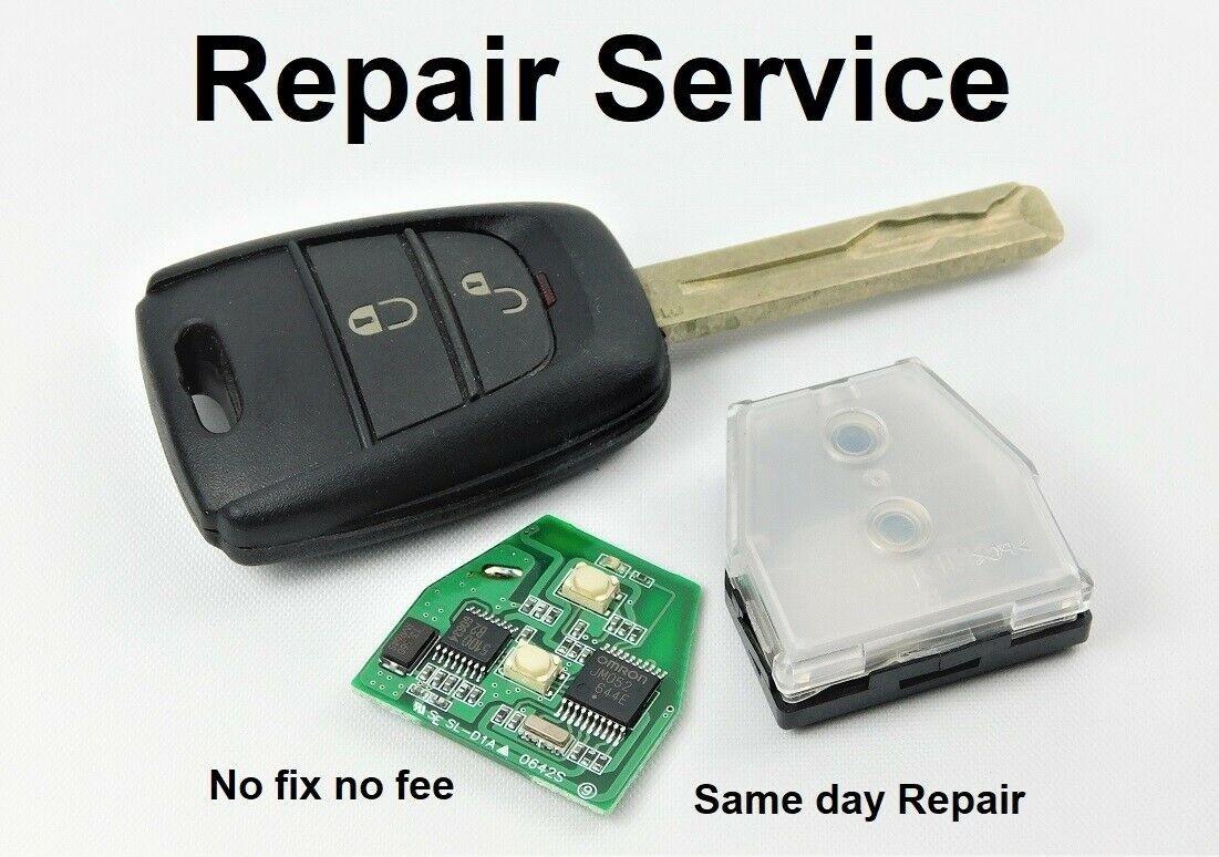 Repair Service for Kia 2 Button Remote Key Fob