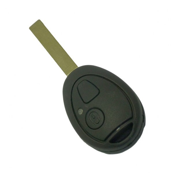 Key Case for Rover 75 2 Button with Laser Key Blade