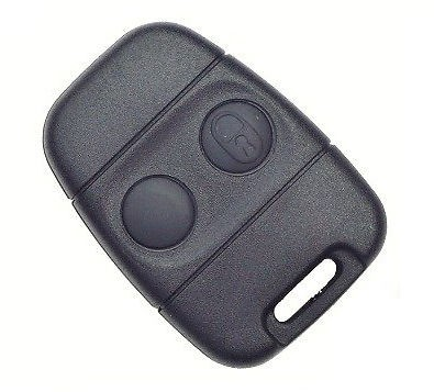 For Rover MG Land Rover Lucas 2 button remote key case shell rubber pad
