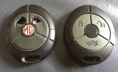 Repair Service for Rover MG TF ZR ZS 25 45 Streetwise 2 3 button remote key fob