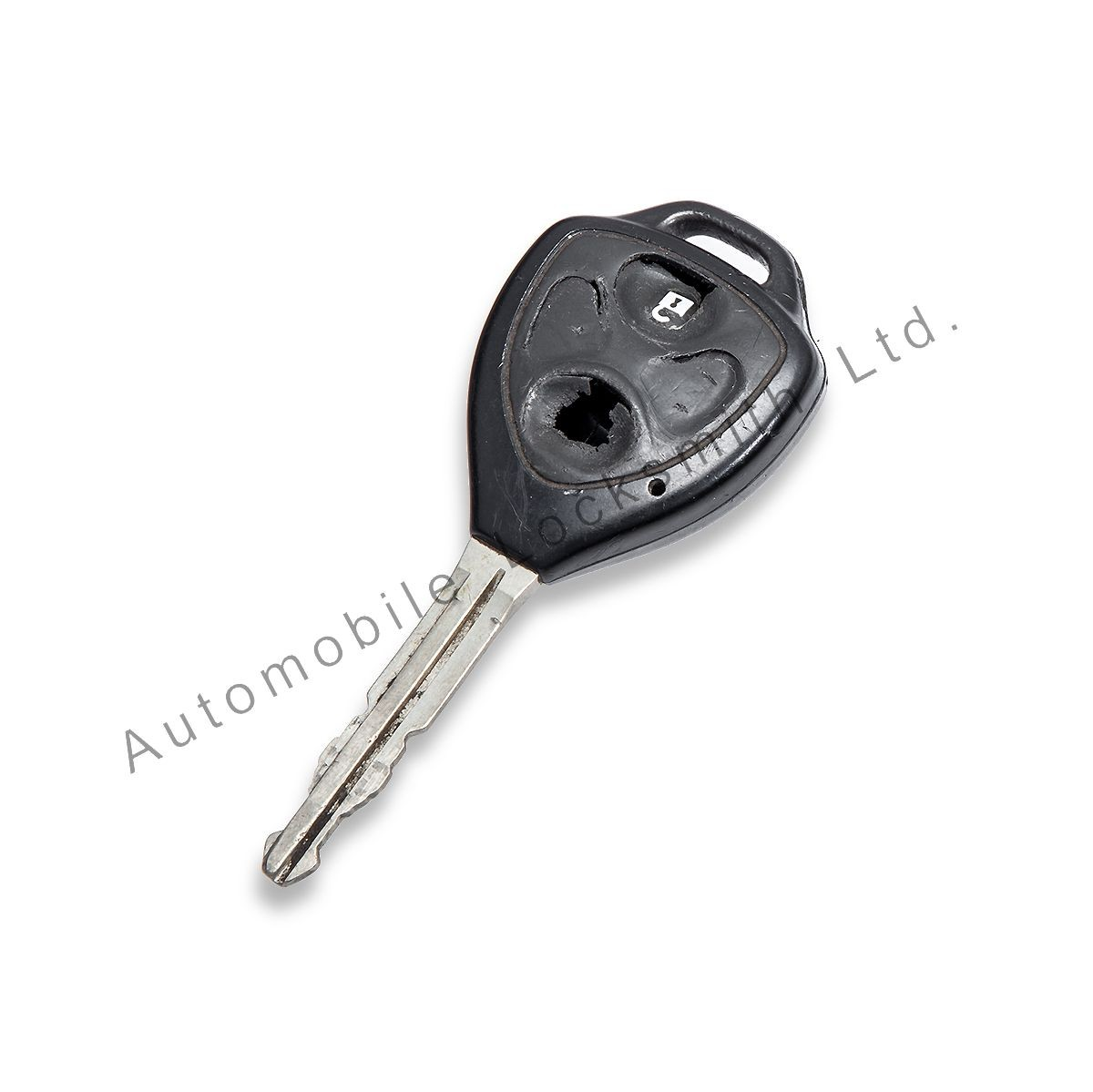 Repair Service for Toyota 2 button remote key