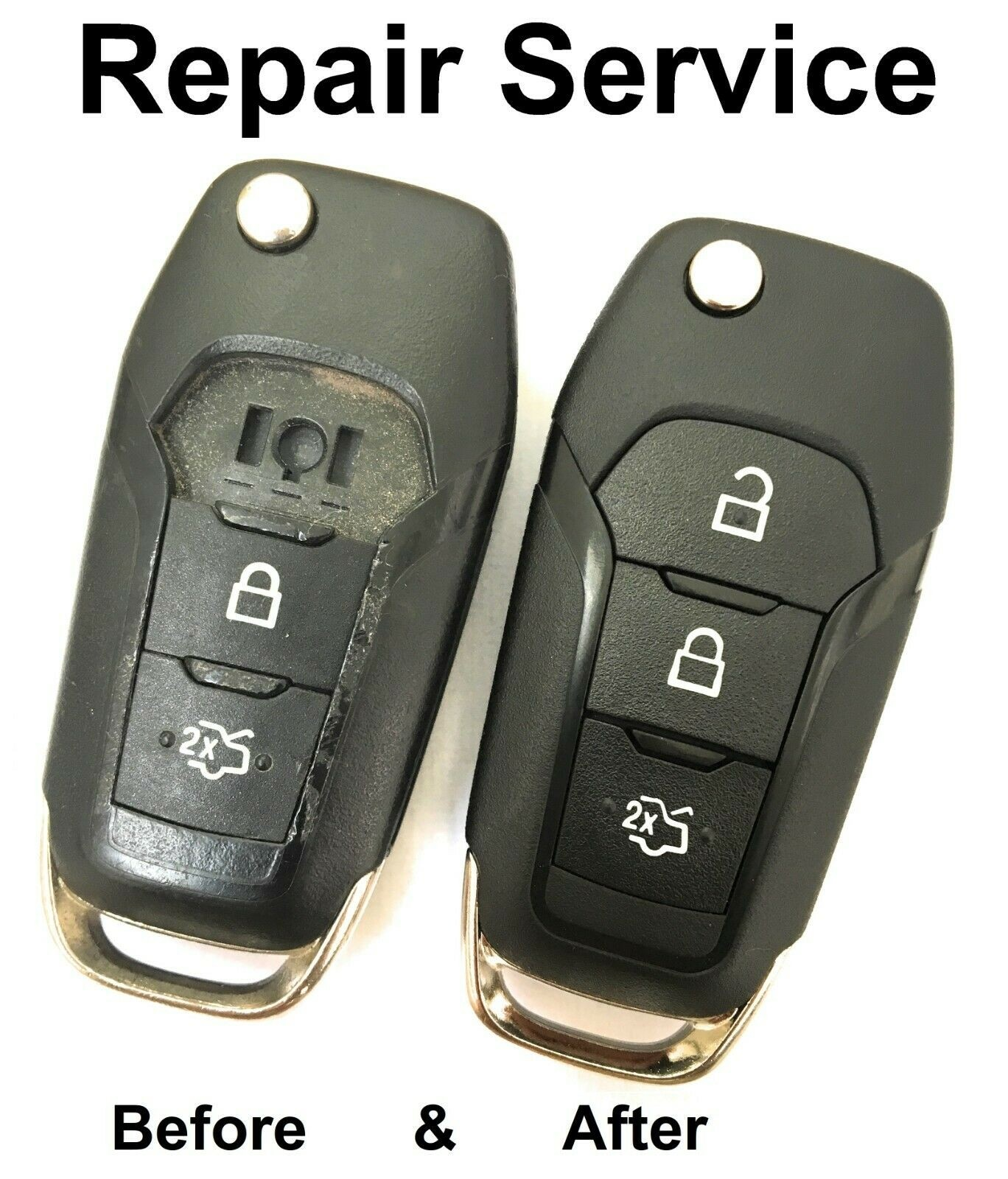 repair service for Ford remote key