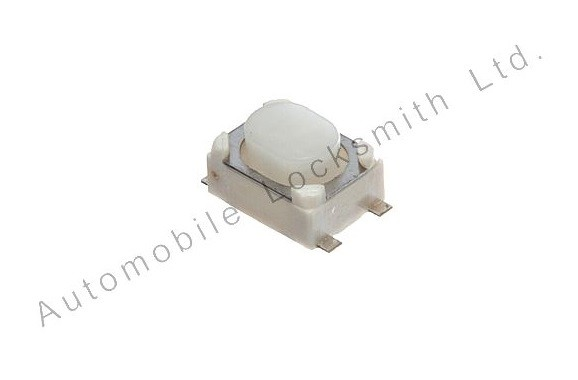 Set of 3 Tactile Micro Switches