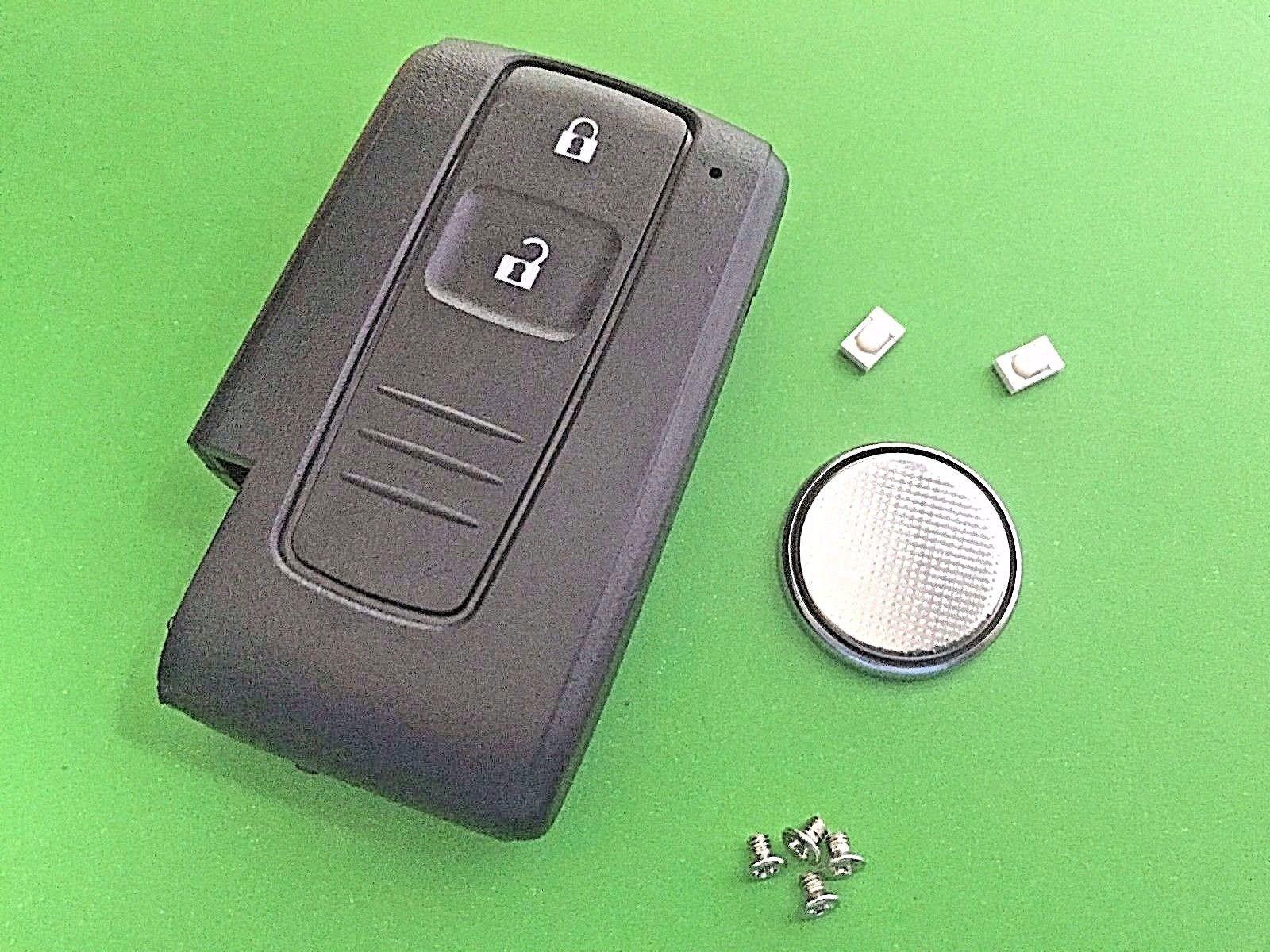 Repair Kit For Toyota Corolla Verso Prius 2 Button Smart Remote Key