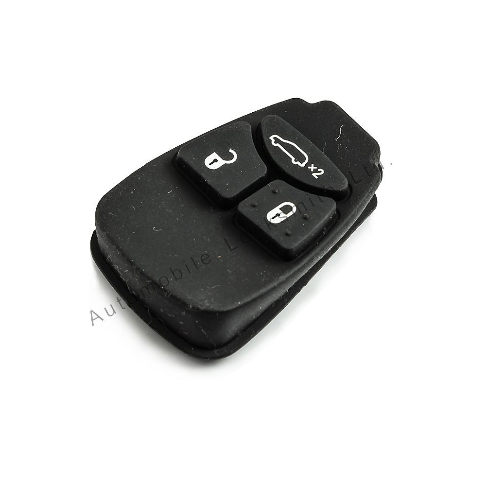 for Chrysler Jeep Dodge 3 button remote key rubber pad buttons
