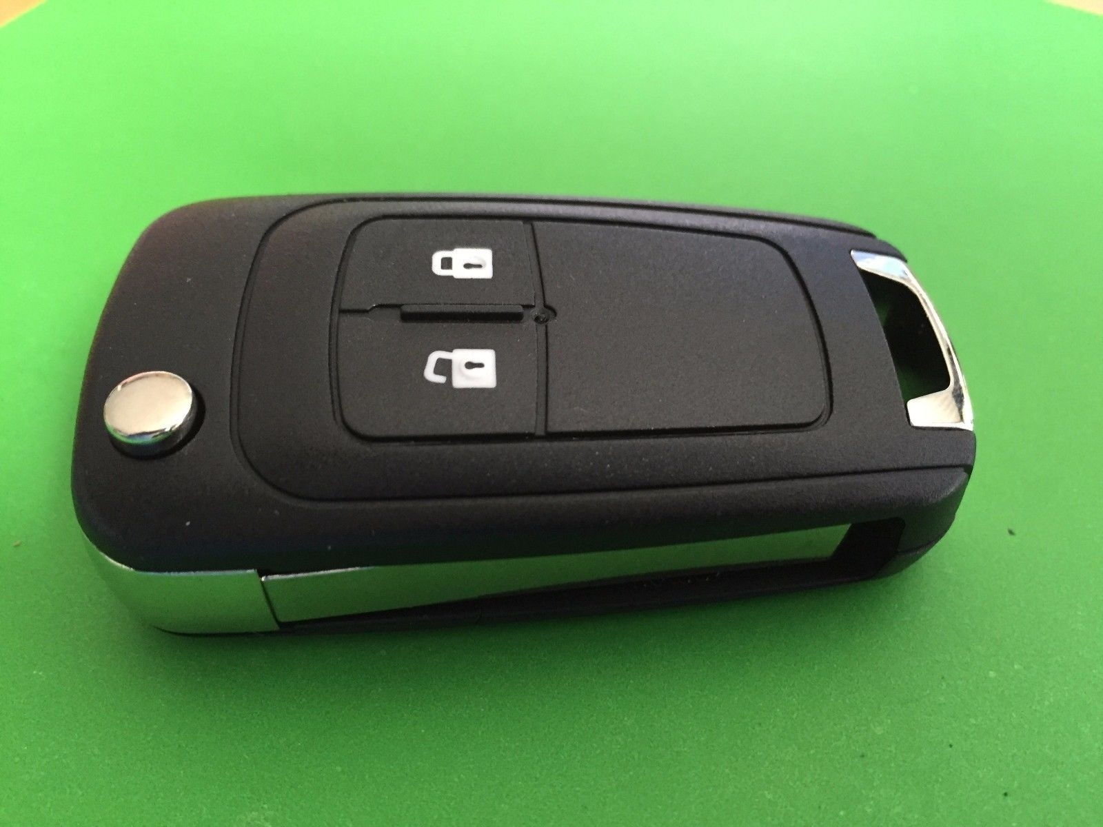 For Vauxhall Opel Insignia Astra 2 Button Remote Flip Key Fob Case Shell
