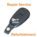 Repair Service For Hyundai Elantra Santa Fe Matrix 2 Button Remote Key