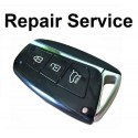 Repair Service For Hyundai Santa Fe IX25 IX35 I30 3 Button Smart Remote Key