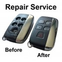 Repair Service for Jaguar 5 Button Smart Remote Key Fob
