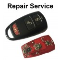 Repair Service for Kia Sedona 3 Button Remote Key Fob