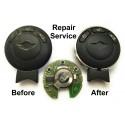REPAIR SERVICE FIX for Mini Cooper 3 button smart remote key fob