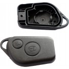 for Citroen 2 button remote alarm fob shell case