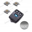 DIY Repair kit for Ford 3 button remote alarm key