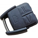for Vauxhall Opel Vectra Signum Omega 3 Button Remote Key Fob Case