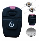 Repair kit for Hyundai Elantra Santa Fe 2 button remote key