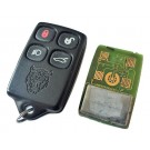 Repair Service for Jaguar XK8 XJ8 X308 XJR XKR 4 Button Remote Key Fob