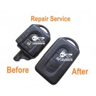 REPAIR REFURBISHMENT SERVICE for Nissan Micra Qashqai Juke Duke Navara 2 Button Smart Remote Key