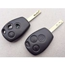 Repair Service for Renault Master Clio Modus Twingo 3 button remote key fob
