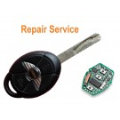 Repair service for Mini Copper 3 button remote key