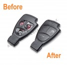 Repair Service for Mercedes 3 button remote smart key