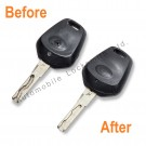 Repair Service for Porsche 1 button remote key