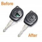 REPAIR REFURBISHMENT Service for Suzuki Grant VItara Alto Jimny Liana Swift Ignis SX4 2 button remote key