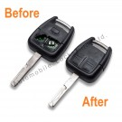 Repair Service for Vauxhall Opel 3 button remote key