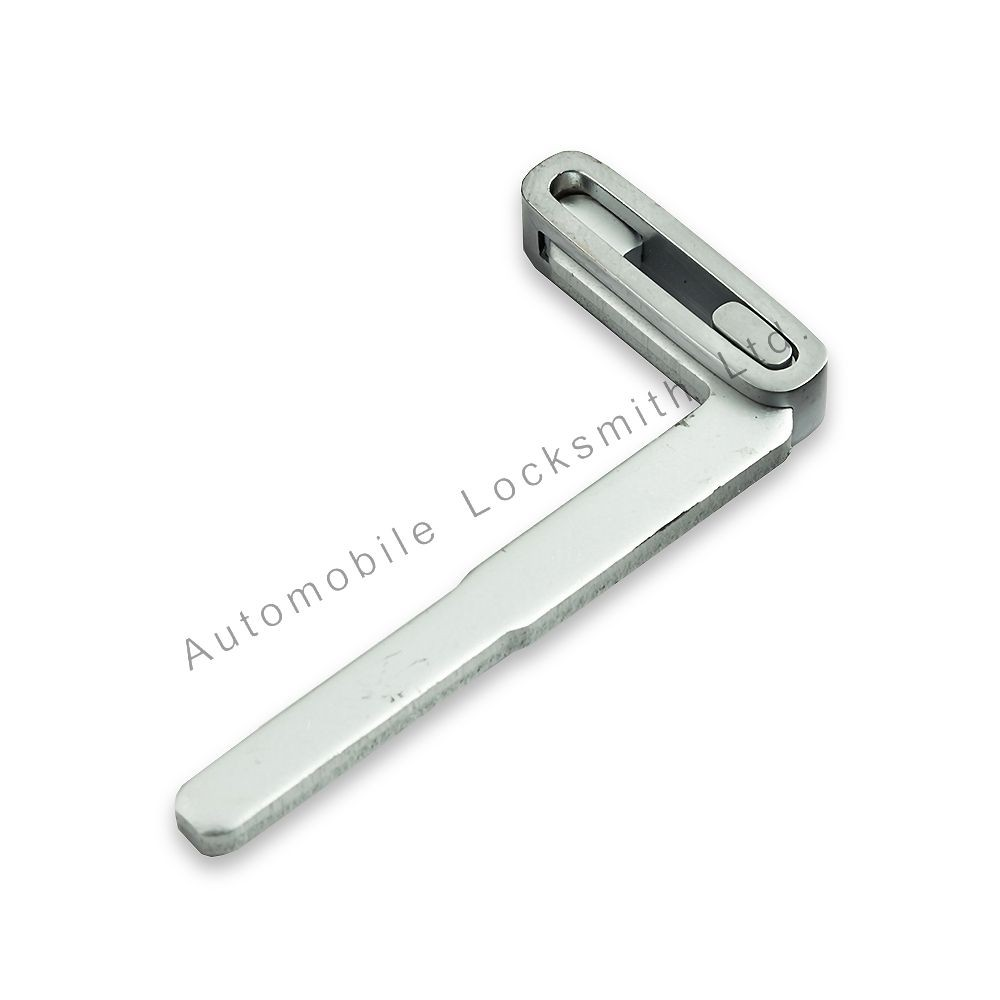 Blank blade for Volvo 5 button remote smart key