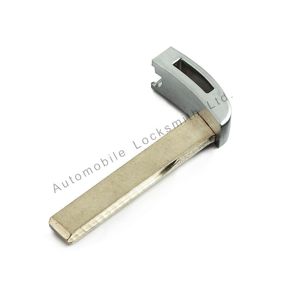 Blank key blade for BMW 7 Series E65 smart 3 button remote key
