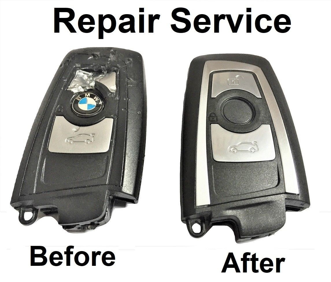 Repair Service for BMW F10 F20 F30 F40 1 3 4 5 Series Smart Remote Key
