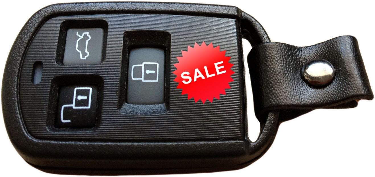3 button remote fob case shell for Hyundai accent sonata gs300 gs350