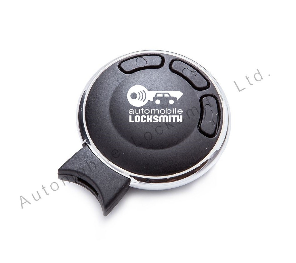 For Mini Cooper S R56 3 button remote smart key case shell