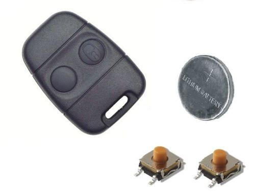 Repair Kit for Rover 200 Land Rover Defender MG Lucas 2 button remote key fob
