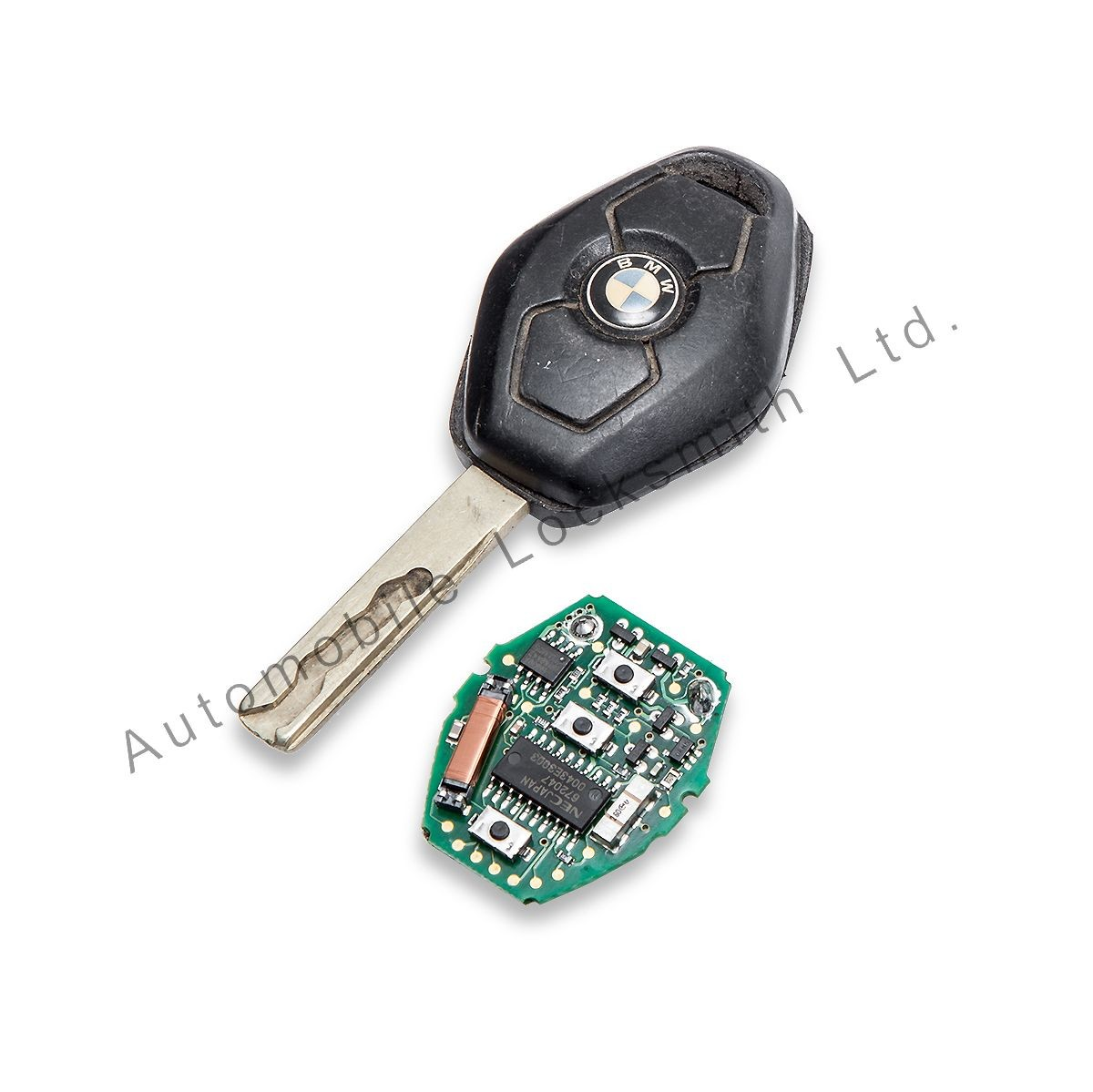 Repair Service for BMW 3 button remote key