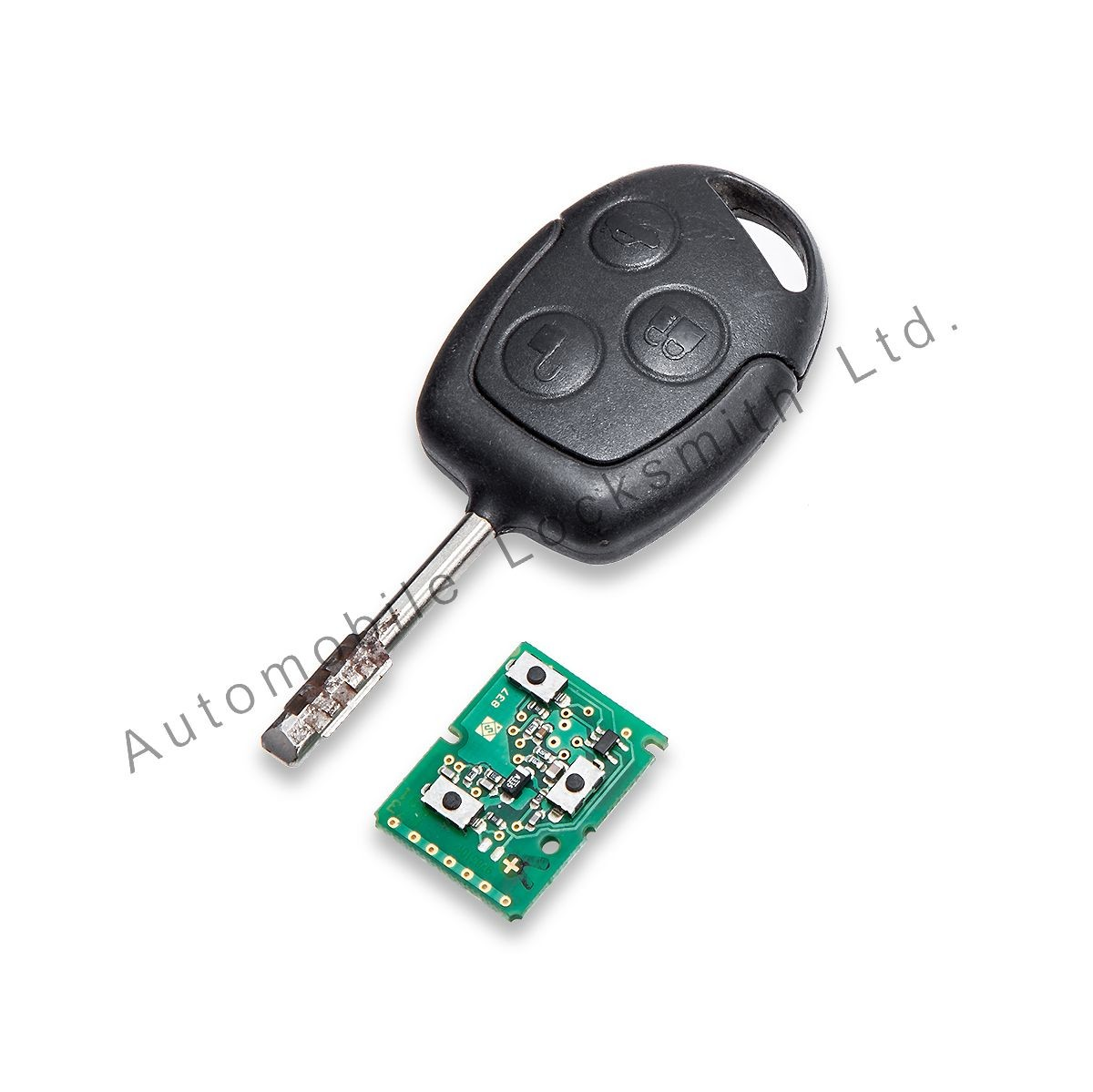 Repair Service for Ford 3 button remote key