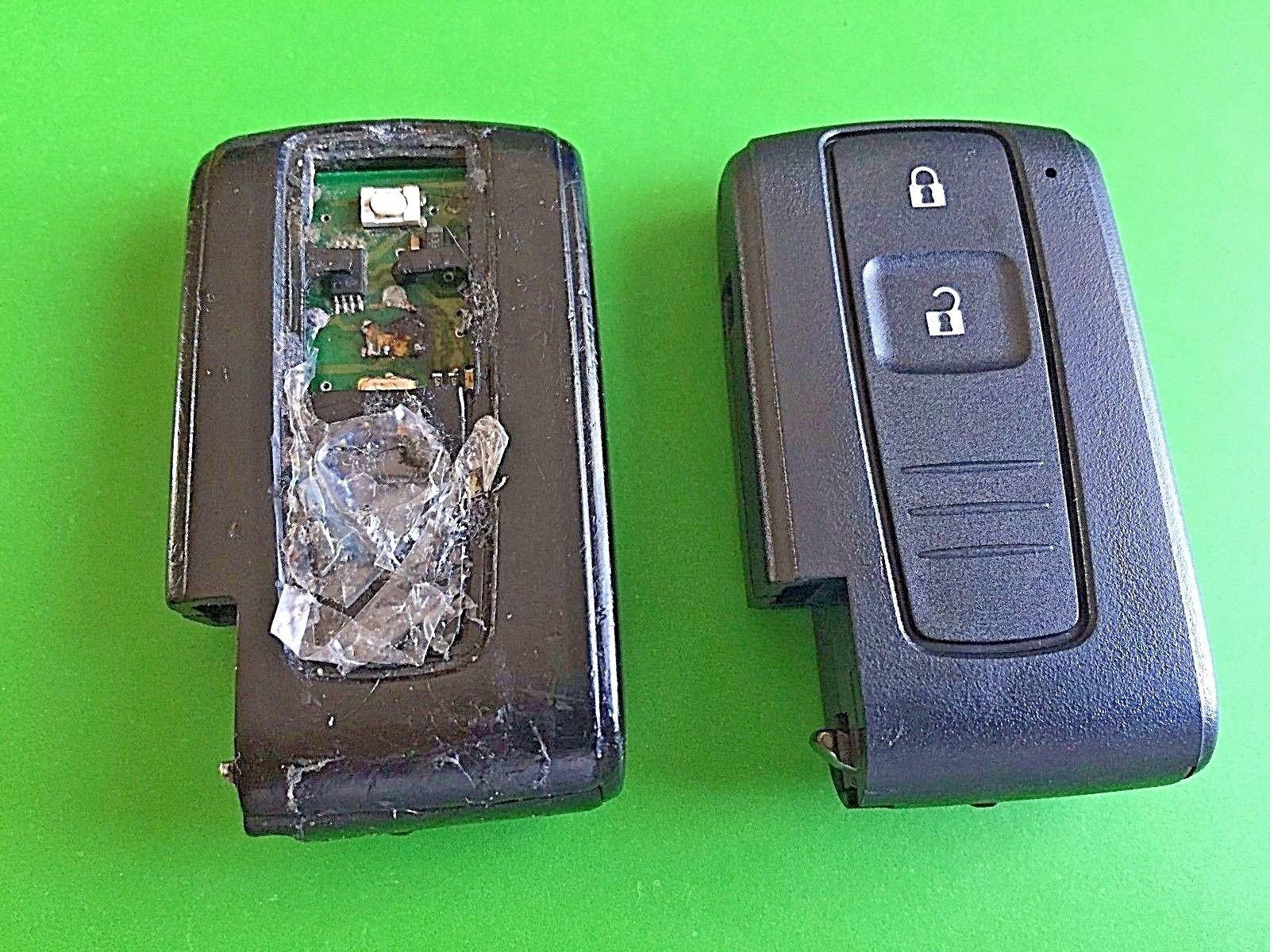 Repair Service for Toyota Corolla Verso Prius 2 Button Smart remote Key