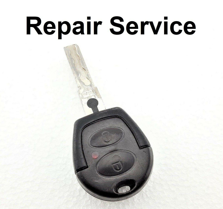 Repair Service for VW Volkswagen Polo Golf Passat 2 Button Remote Key