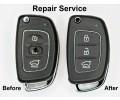 Hyundai 3 button remote key repair service