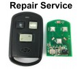Kia 3 button remote key repair