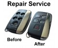 Repair service for Land Rover Range Rover Sport Evoque 5 button remote key